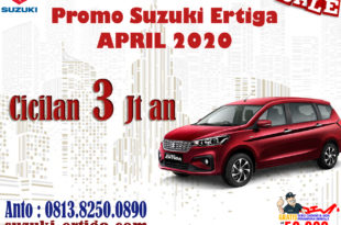 PROMO SUZUKI ALL NEW ERTIGA APRIL 2020