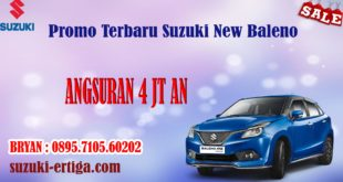 PROMO SUZUKI BALENO APRIL 2020 BRYAN
