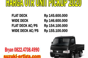 PROMO SUZUKI PICK UP TERMURAH